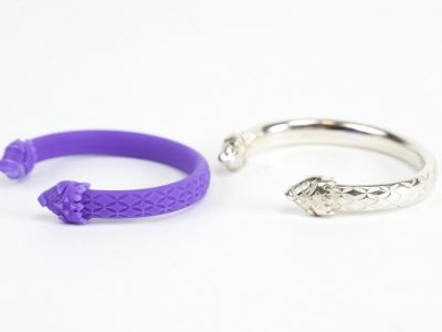 MJP Purple Braclet